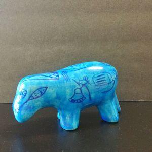 William the Hippo Egypt Ceramic Figurine